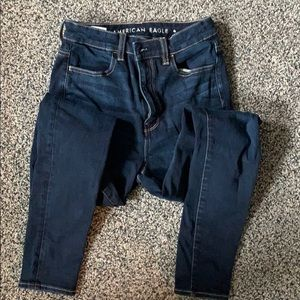 American Eagle Highest Rise Jegging